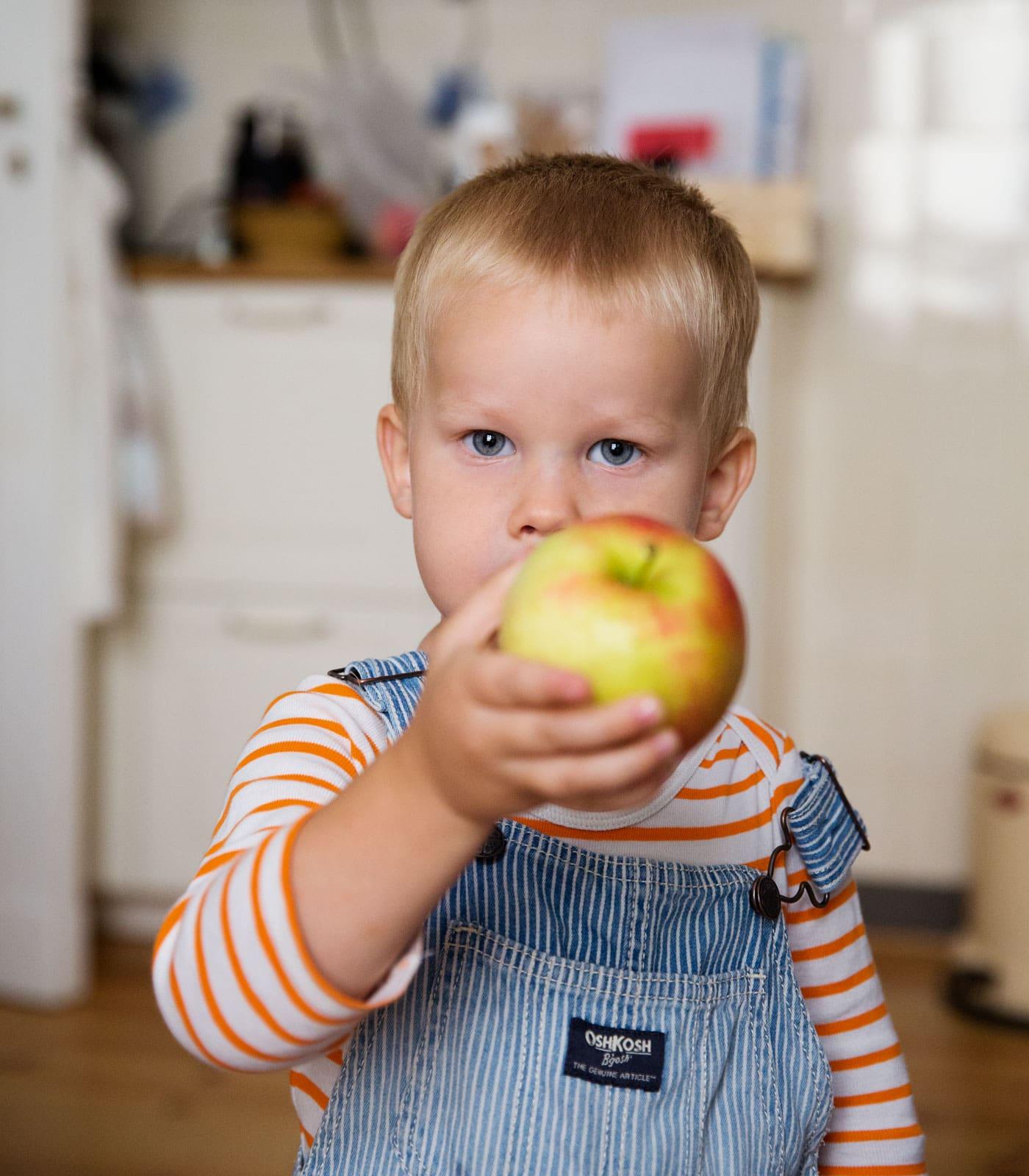 Nachhaltiges Familienleben: Die Summe der Kleinigkeiten // HIMBEER