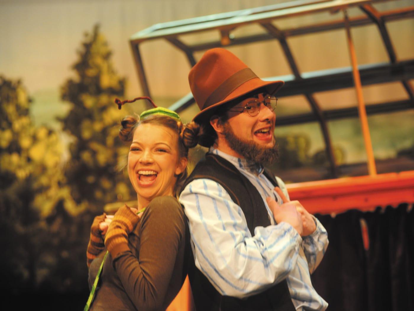 Theater-Streams für Kinder vom Jungen Theater Bonn // HIMBEER