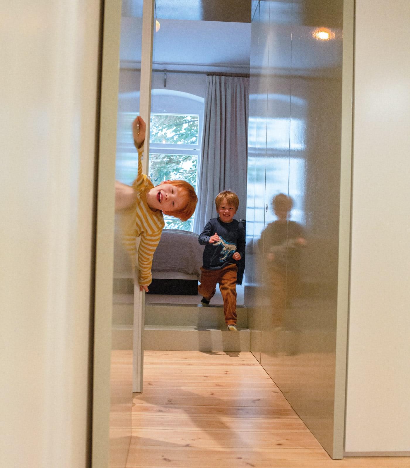 Umbau der Familienwohnung: Raum im Flur nutzen// HIMBEER