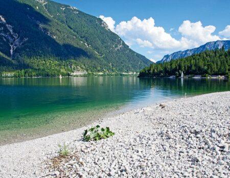 Wandern mit Kindern in den Tiroler Bergen: Achensee // HIMBEER