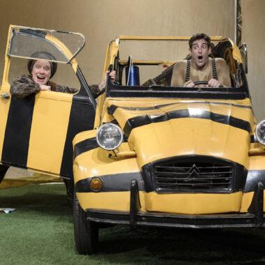 Theater-Stream für Kinder vom Atze Musiktheater // HIMBEER