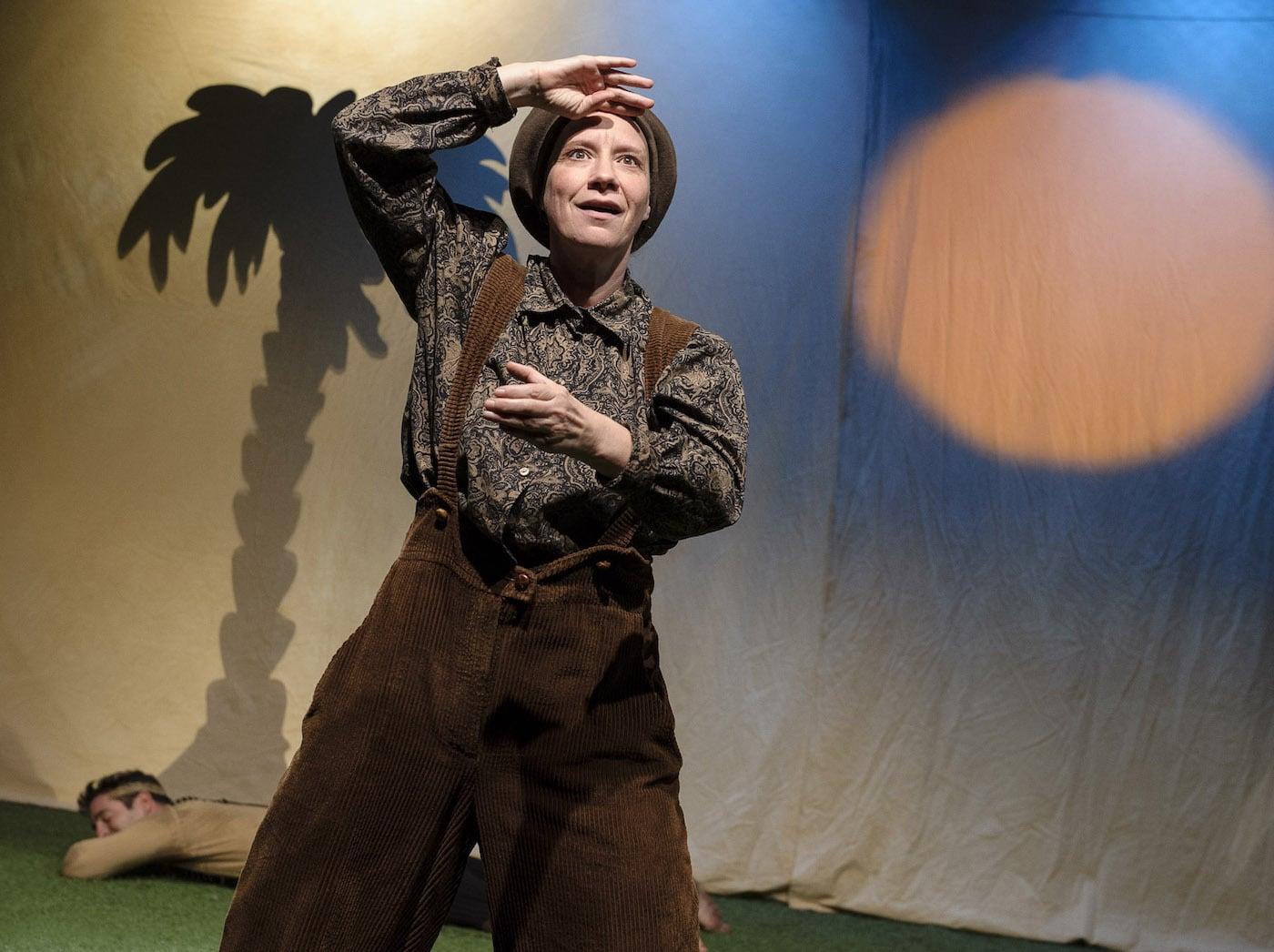 Theater-Stream für Kinder im Atze Musiktheater // HIMBEER