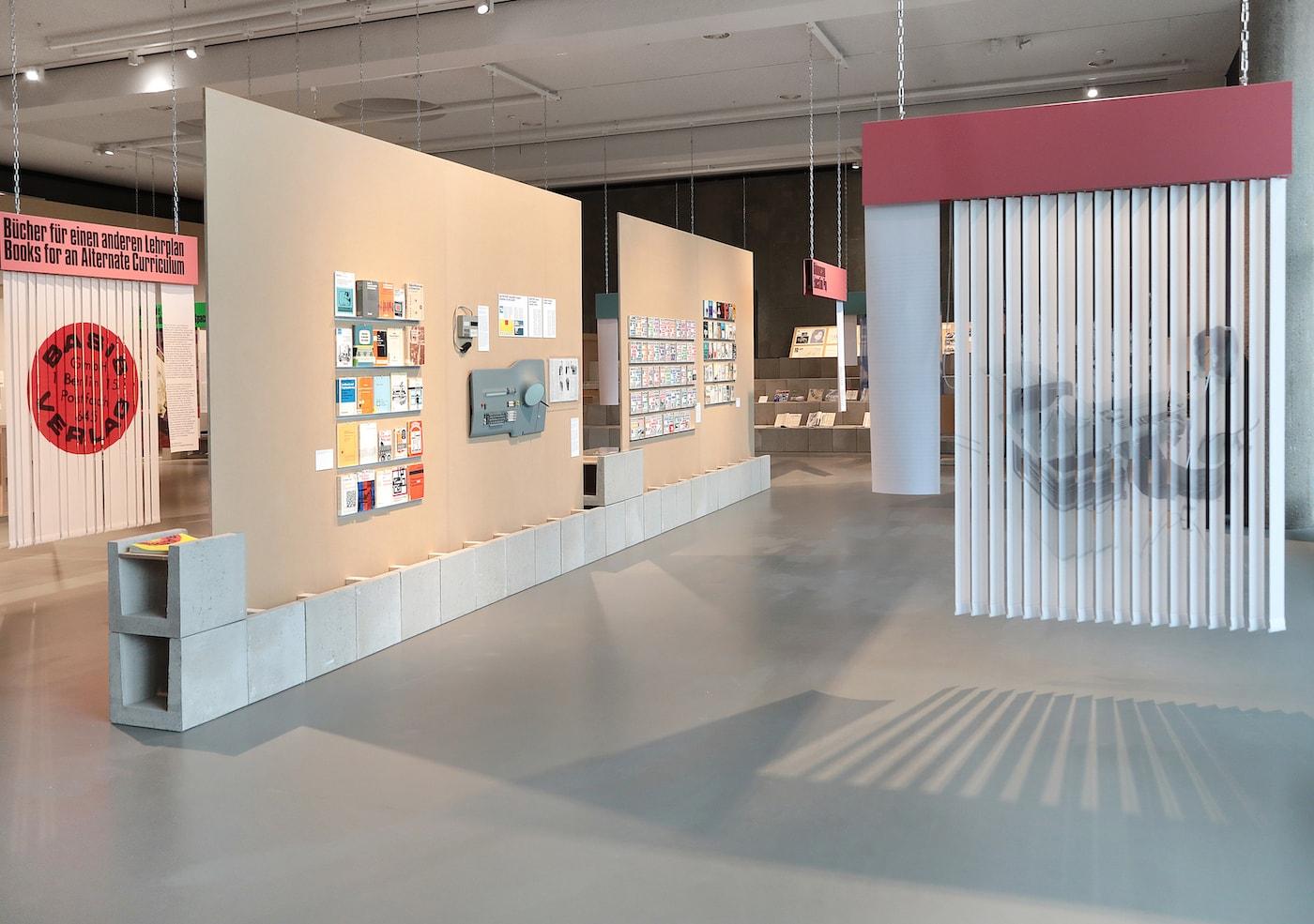 Bildungsschock Ausstellung zur Schule im Haus der Kulturen der Welt // HIMBEER