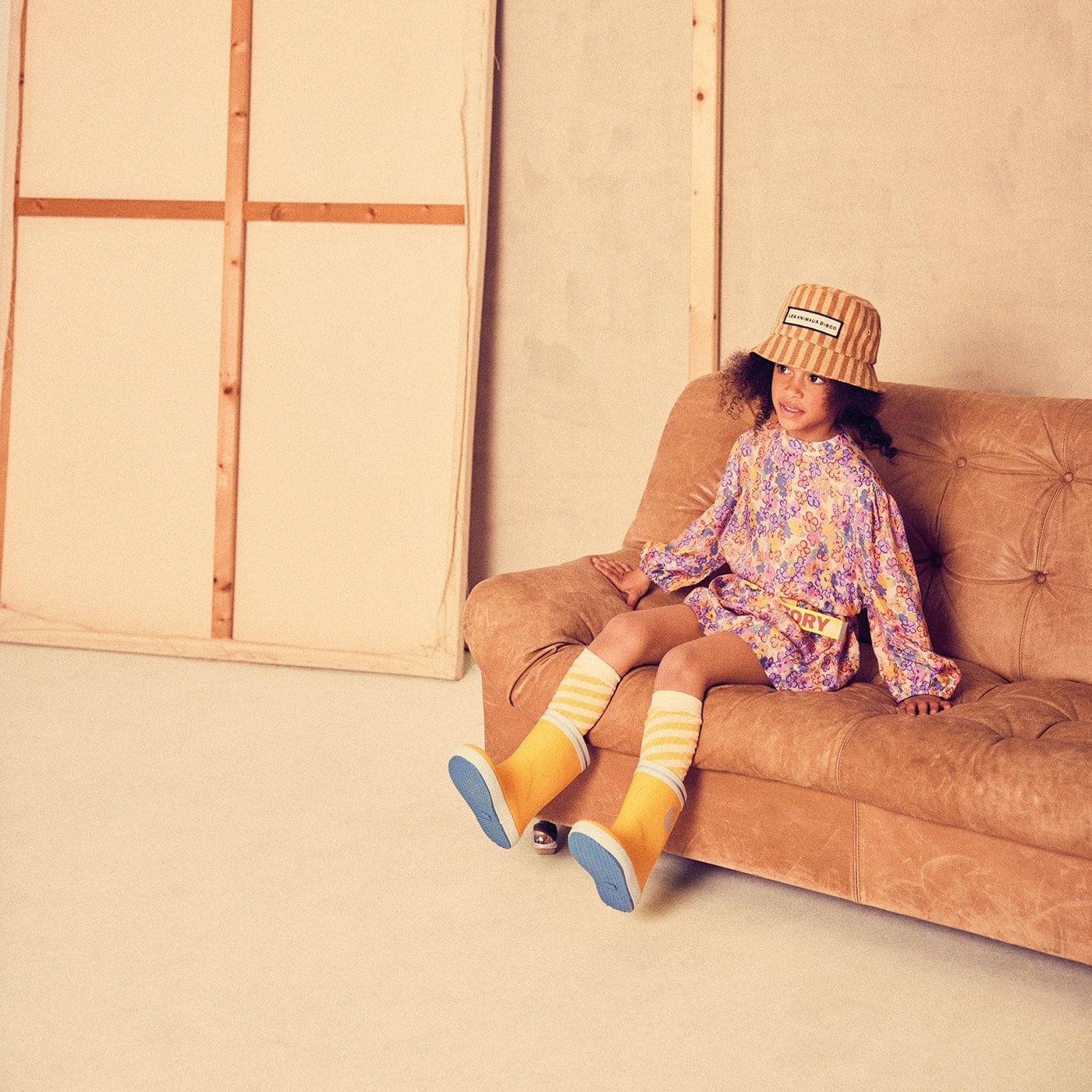 Kindermode zum Relaxen im Sommer // HIMBEER