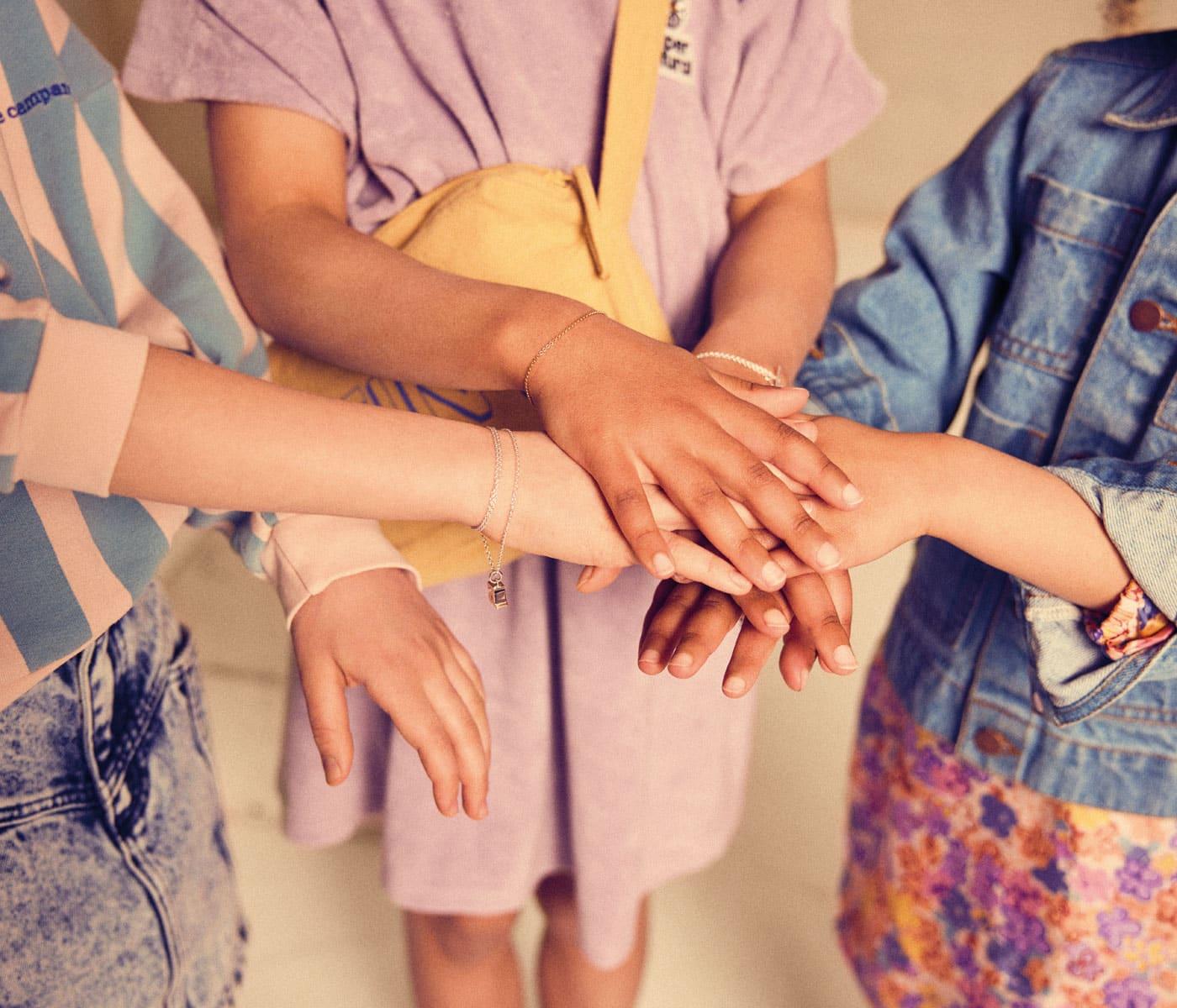 Mode für Kinder im Sommer 2021: Ketten // HIMBEER