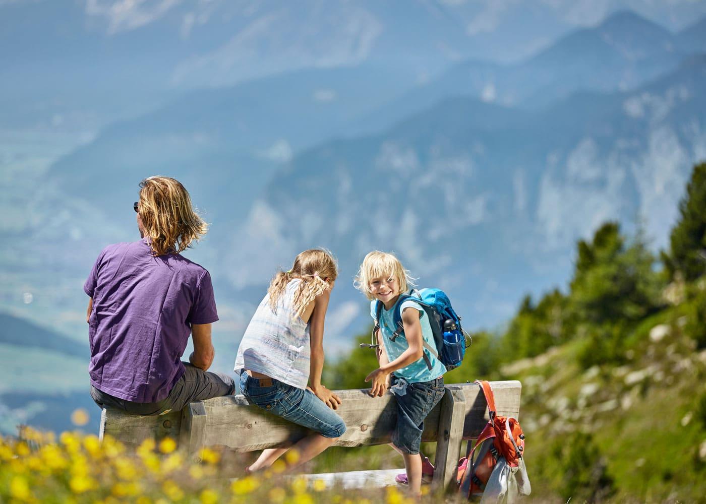 Wandern mit Kindern // HIMBEER