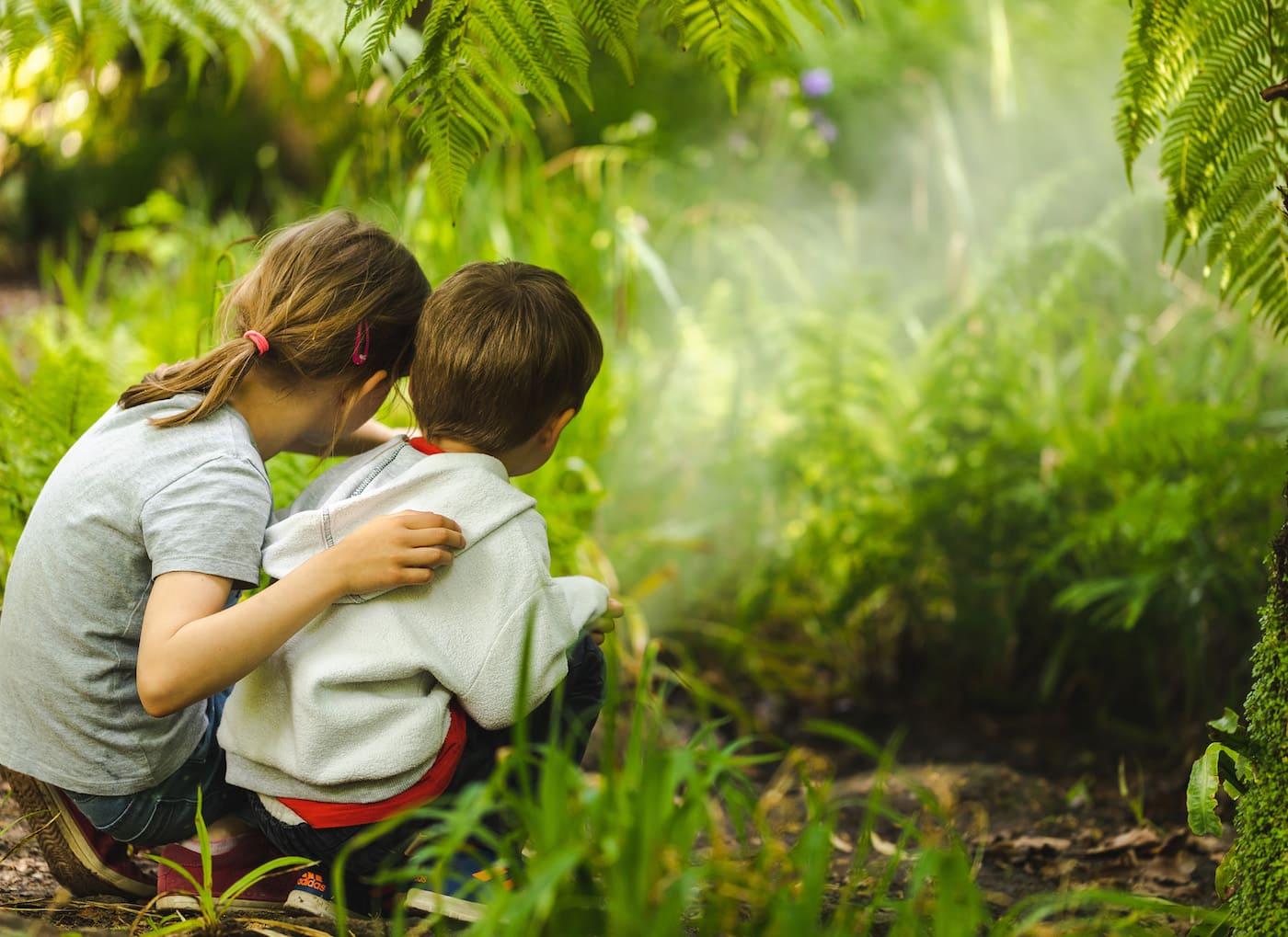 Rendezvous im Park mit Veranstaltungen für Kinder in Berlin // HIMBEER