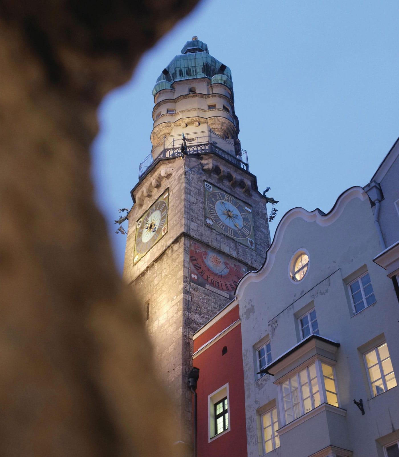 Toller Ausblick vom Staddtturm // HIMBEER
