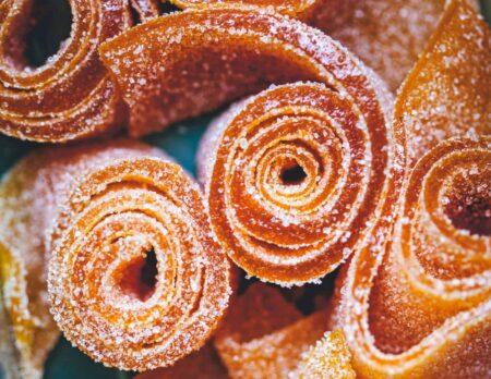 Saure Sanddornschlangen – Süßigkeiten selber machen// HIMBEER