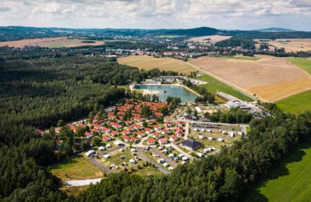 Familienurlaub: Trixi Ferienpark Zittauer Gebirge // HIMBEER