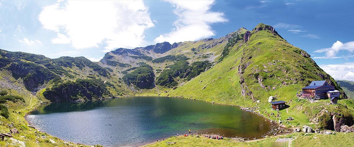Wildsee in den Tiroler Bergen // HIMBEER