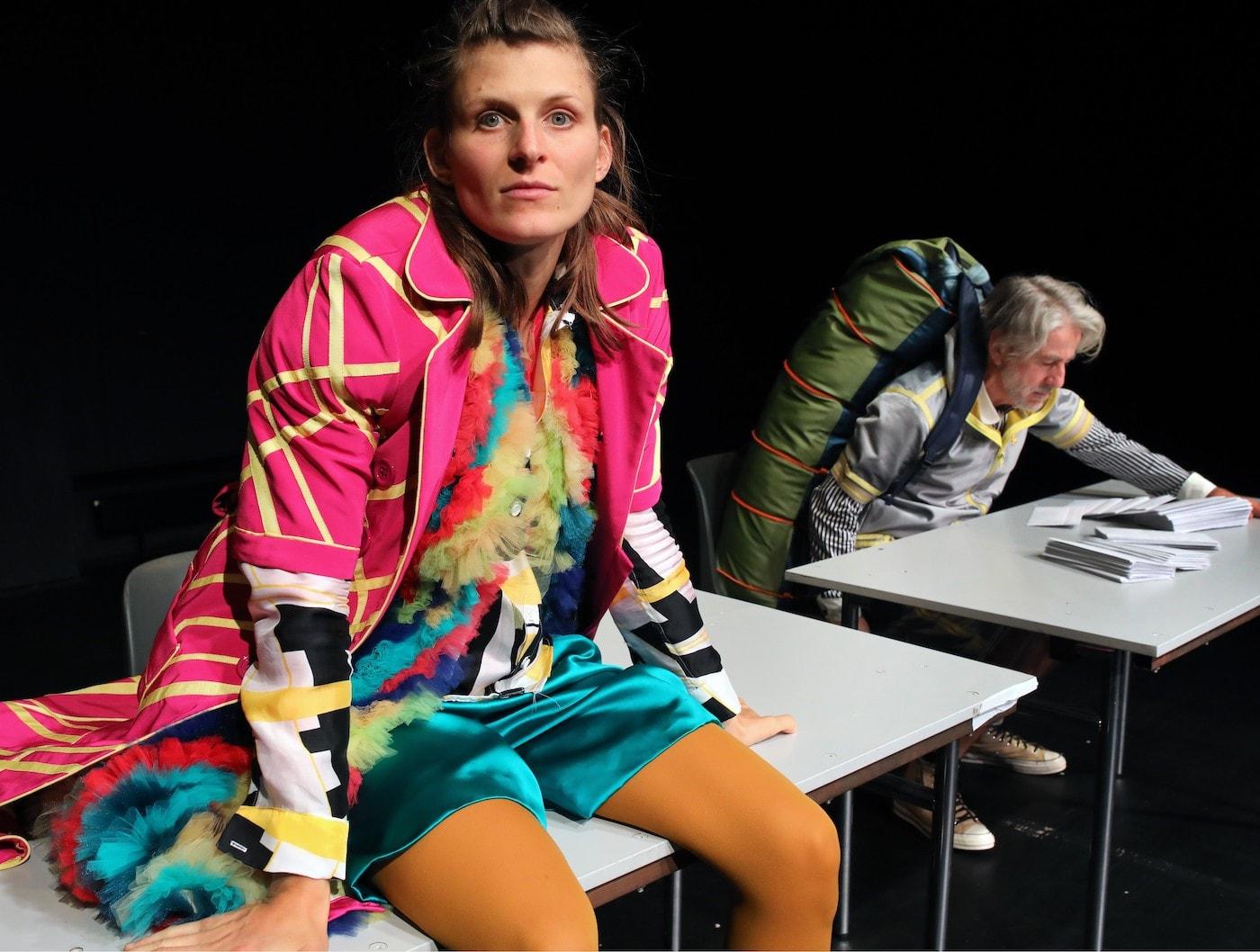Wutschweiger im Theater an der Parkaue für Kinder in Berlin // HIMBEER
