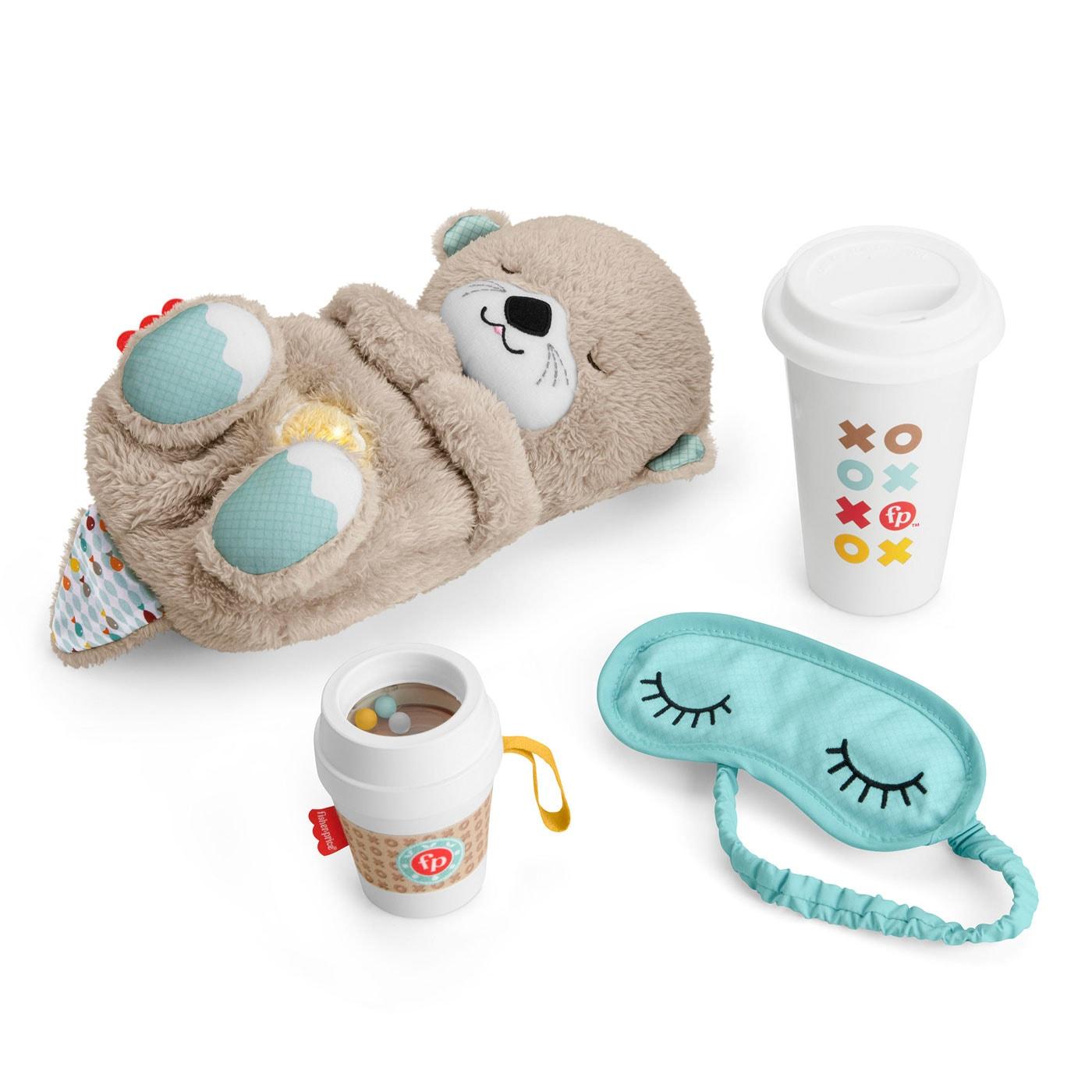 Geschenke für Babys: Schlummer-Otter-Geschenkset // HIMBEER