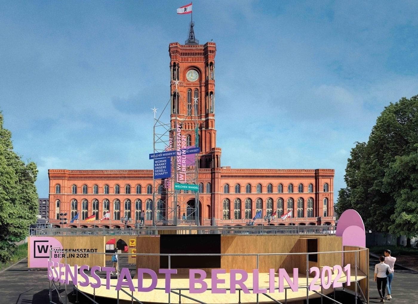 Wissensstadt Berlin mit Outdoor-Programm für Familien // HIMBEER