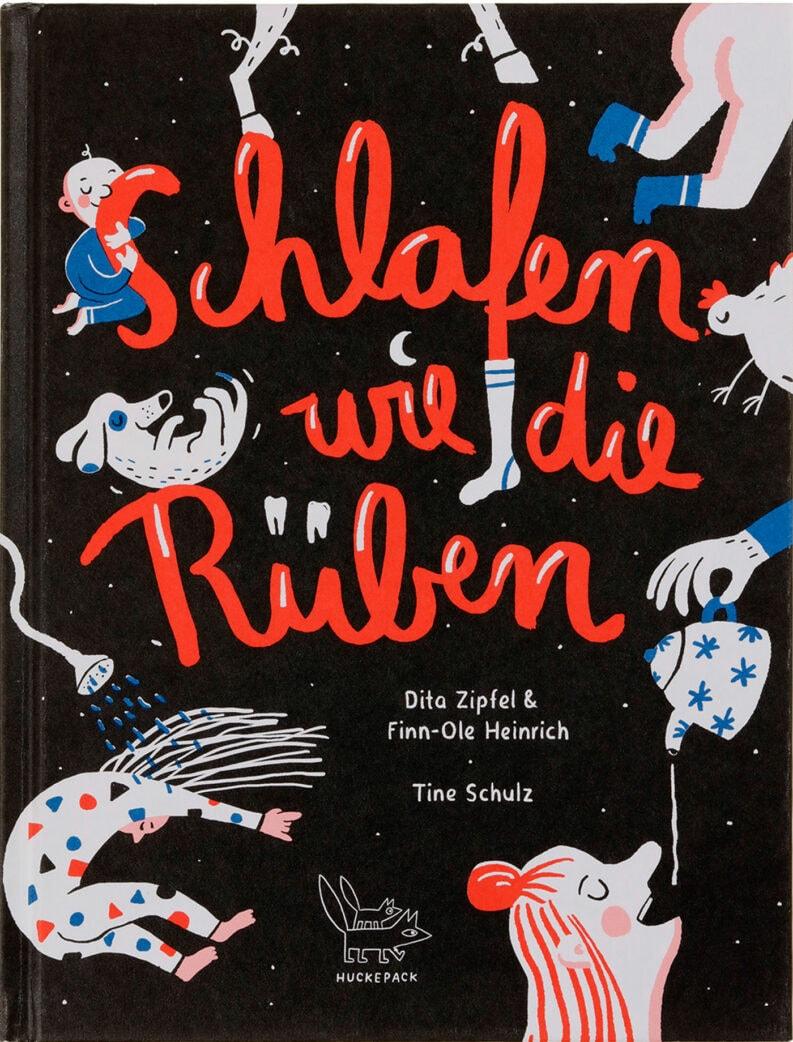 Die Schönsten Deutschen Bücher 2021: Kinder- und Jugendbücher: Schlafen wie die Rüben // HIMBEER