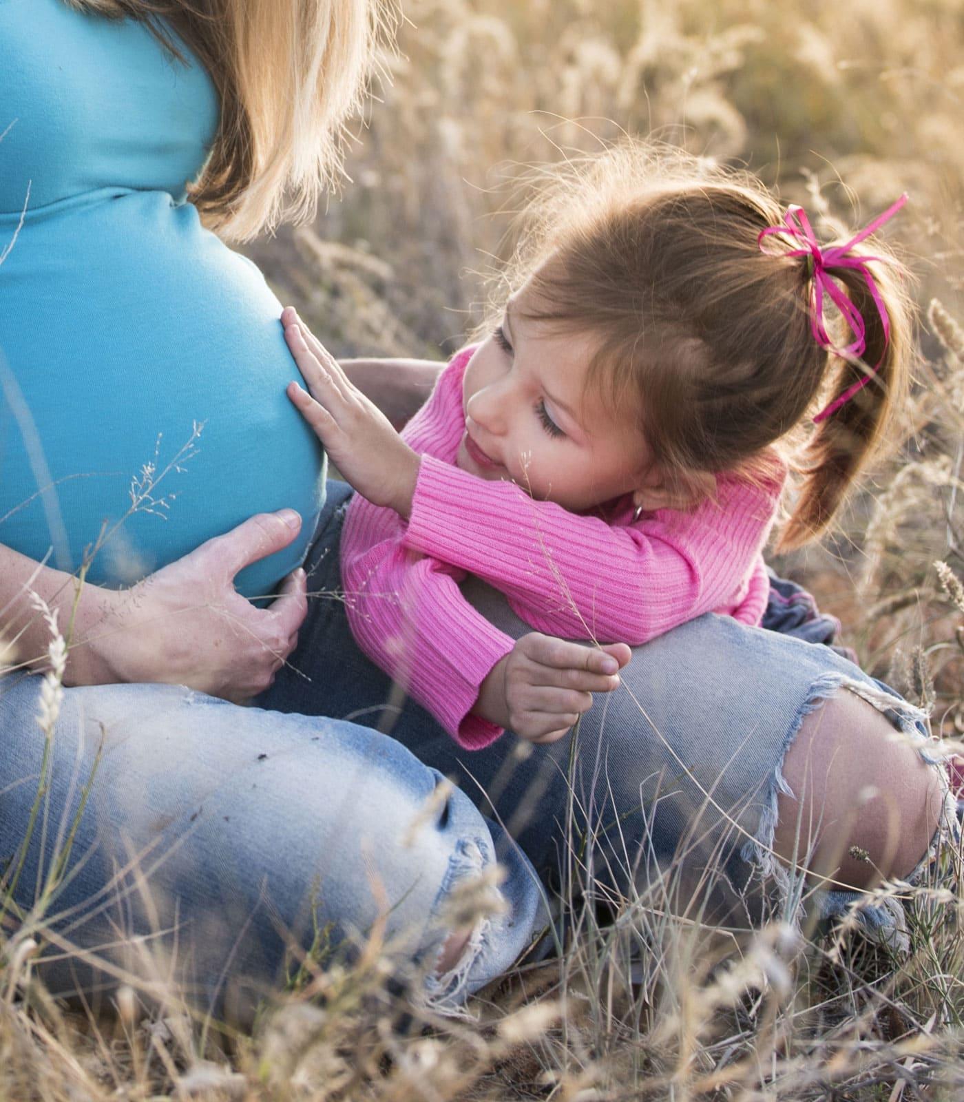 Geburtsvorbereitungskurs auch beim zweiten Kind // HIMBEER