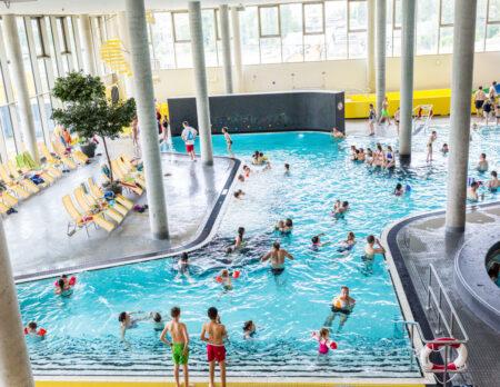blu potsdam schwimmbad stadtwerke spaßbad freizeitbad // HIMBEER