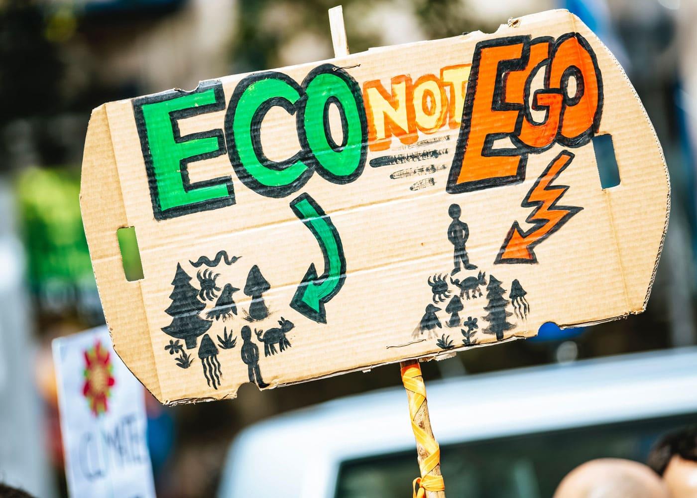 Klimawandel – Protest von Kindern und Jugendlichen // HIMBEER