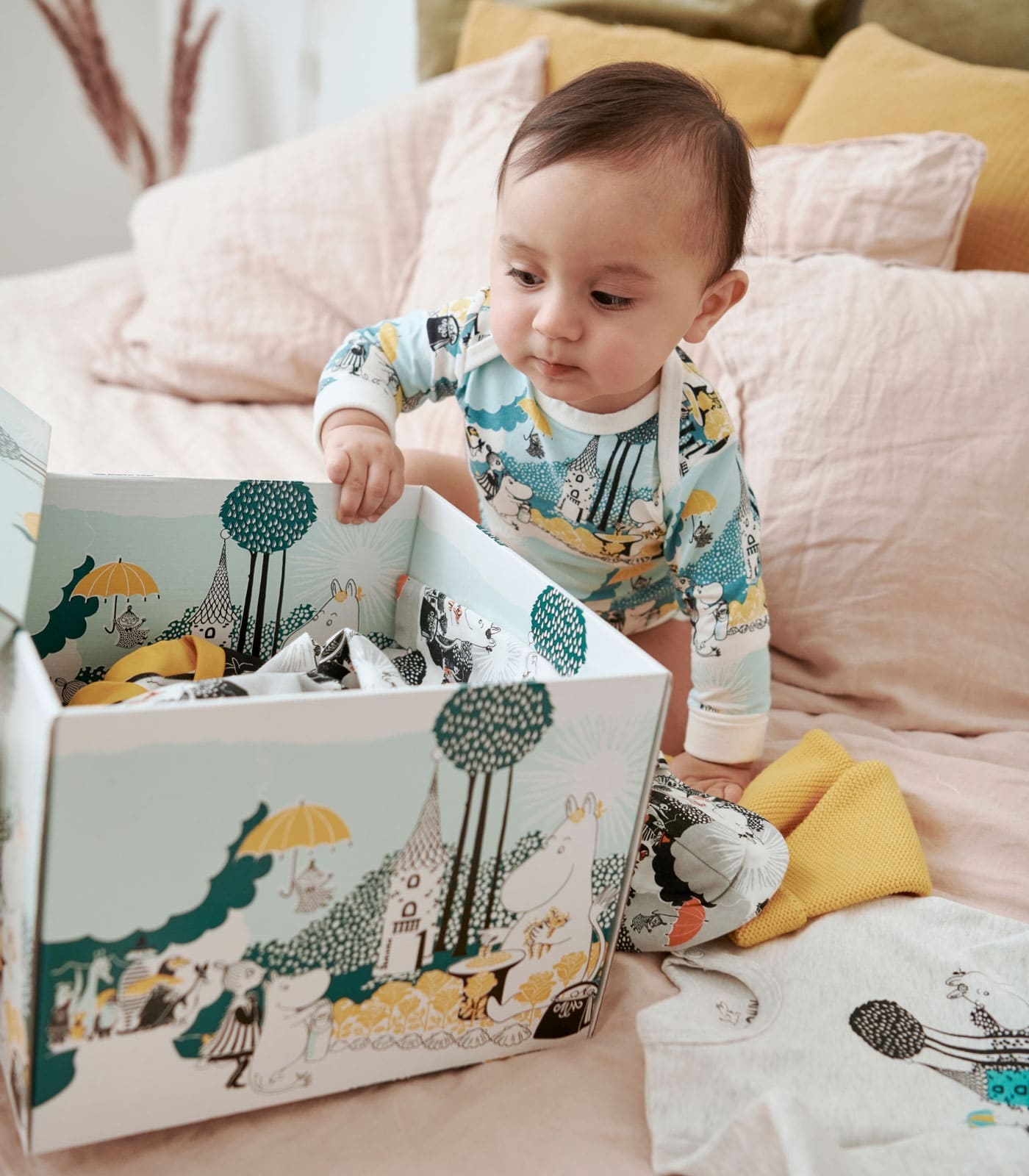 Lieblingssachen für Babys: BabyBox von Reima // HIMBEER