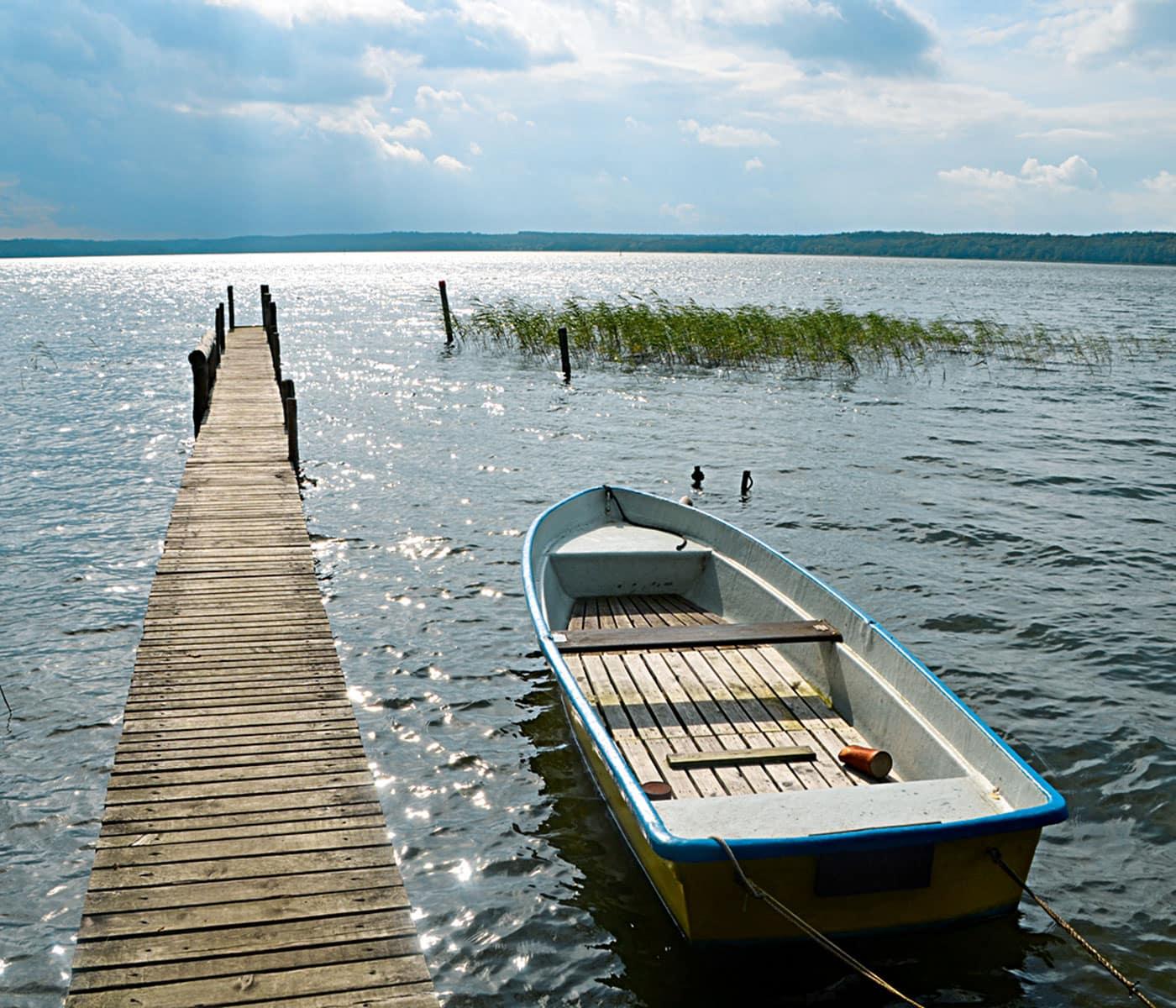 Plauer See, Mecklenburgische Seenplatte – Reisen mit KIndern // HIMBEER
