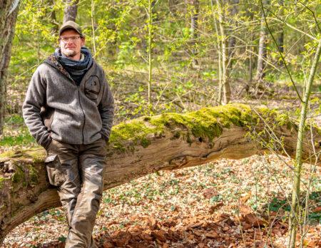 Wildnisschule Hoher Fläming: Wild Wild Fläming // HIMBEER