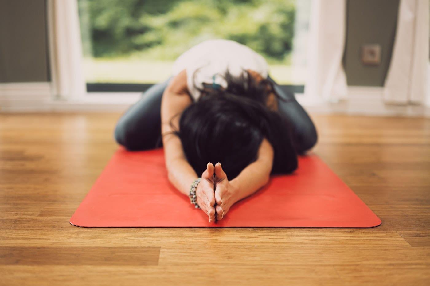 Yoga für die Schwangerschaft und Rückbildung // HIMBEER