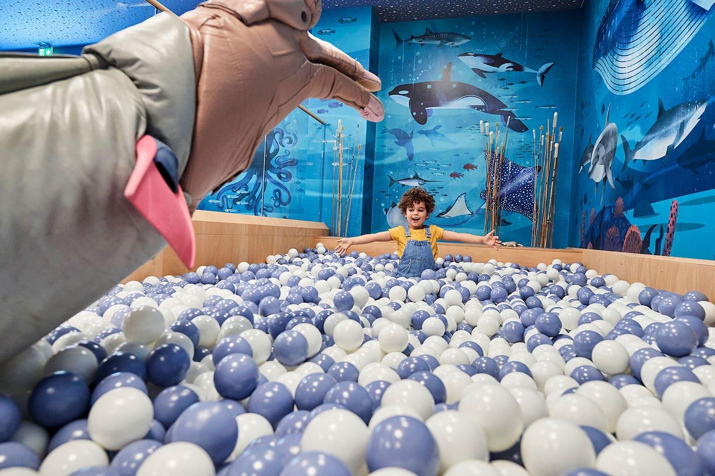 Neues Kindermuseum in Berlin für Kinder ab drei Jahren // HIMBEER
