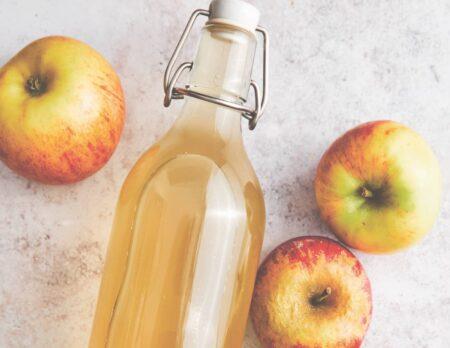 Fermentierten Apfelessig selber herstellen // HIMBEER