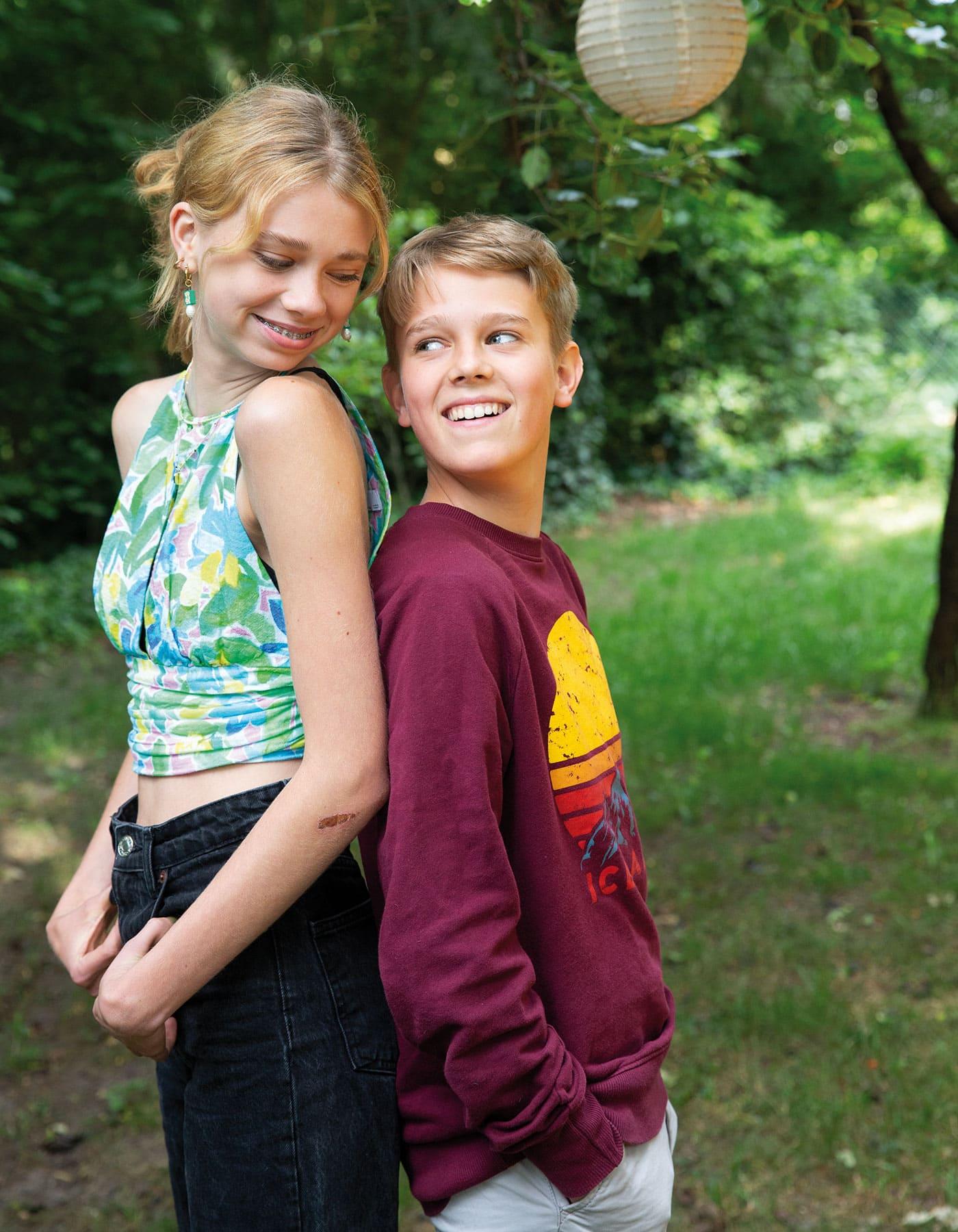 Kinder und Jugendliche engagieren sich für ein nachhaltigeres Leben und die Zukunft // HIMBEER