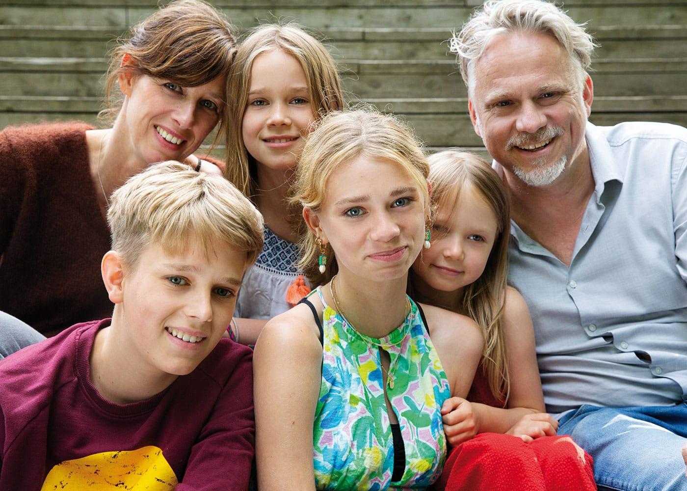 Kinder engagieren sich für Klimaschutz mit der ganzen Familie // HIMBEER