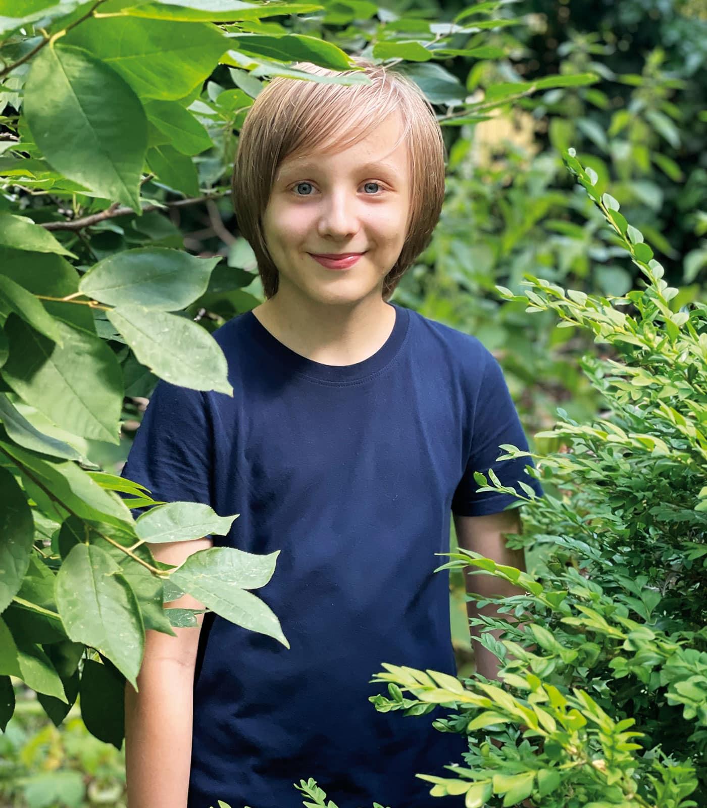 Kindermeinungen zu Umweltschutz, Klimaschutz, Zukunftsgedanken: Victor // HIMBEER