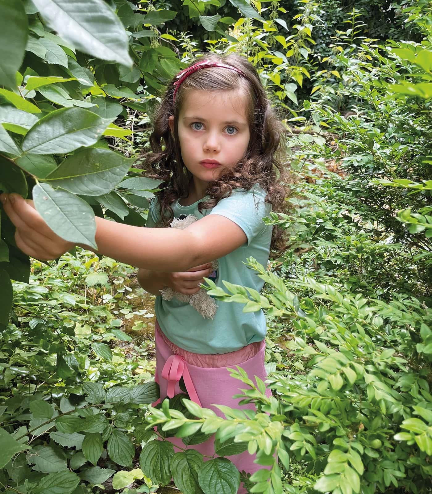 Kindermeinungen zu Umweltschutz, Klimaschutz, Zukunftsgedanken: Vivienne // HIMBEER