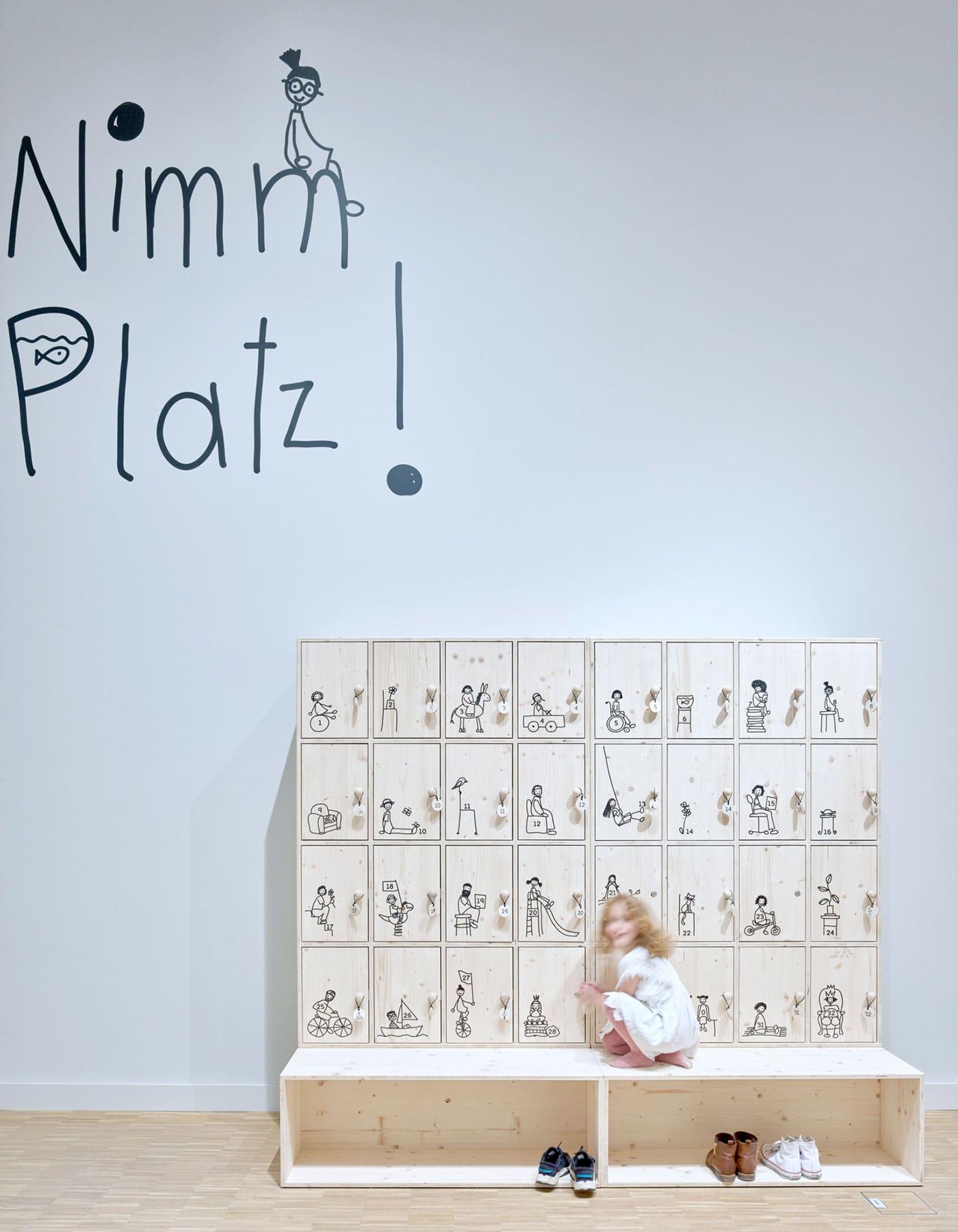 "Kinderausstellung ""Nimm Platz!"" in Berlin // HIMBEER"