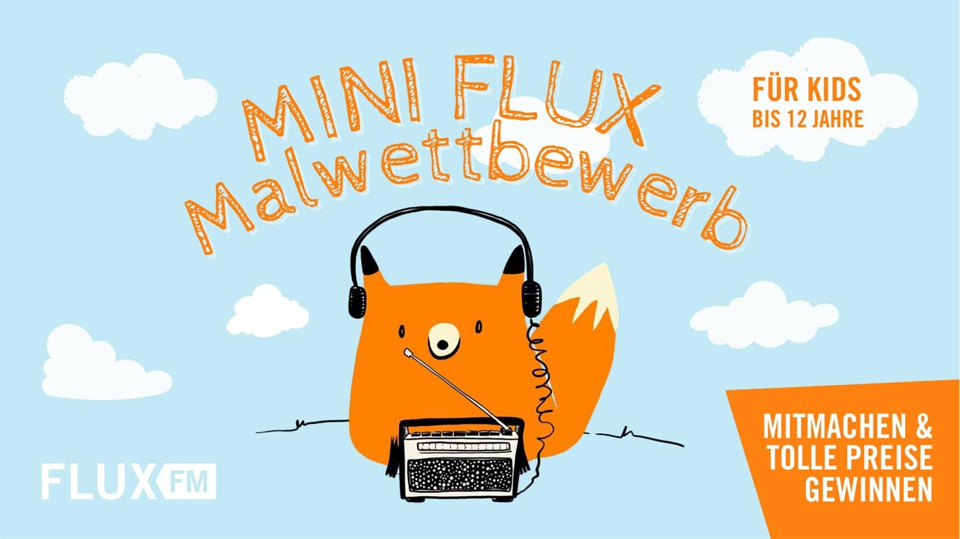 MiniFlux-Kindermalwettbewerb von FluxFM // HIMBEER