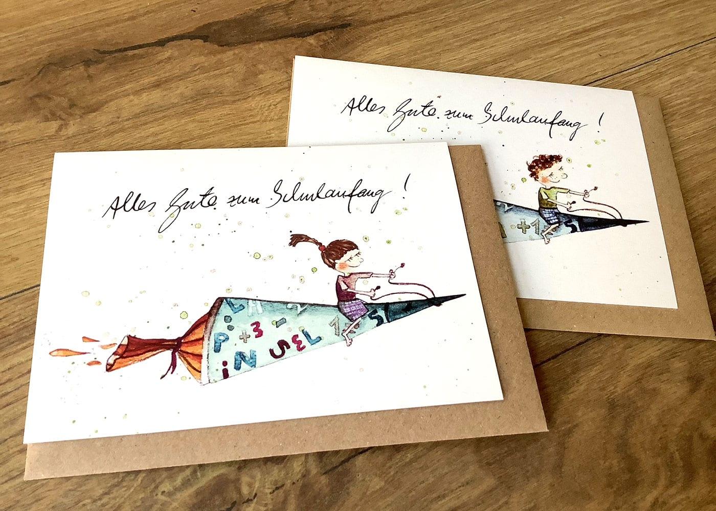 Nachhaltige Schulsachen von Polly Paper in Berlin-Mitte // HIMBEER
