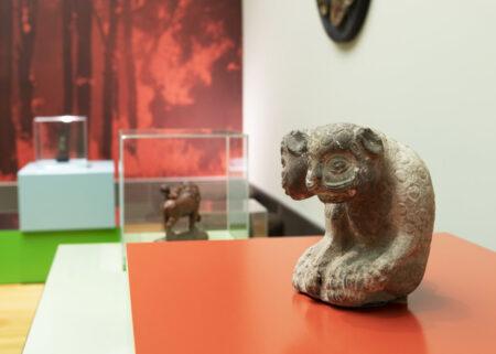 """lab.Bode-Finale: Von Kindern kuratierte Ausstellung """"Wenn Tiere mal keine Menschen sind"""" // HIMBEER"""