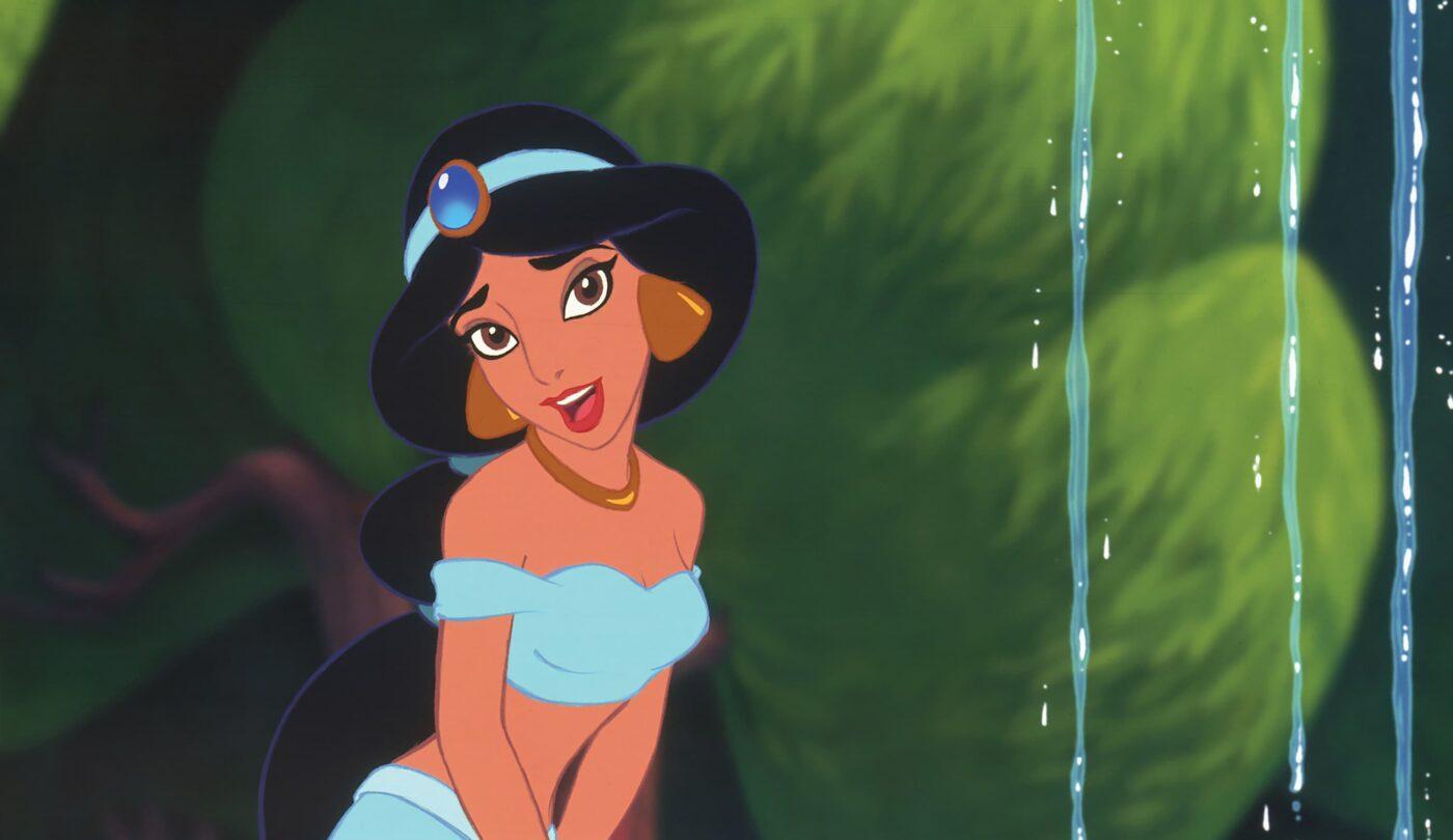 Prinzessin Jasmin DISNEY PRINZESSINNEN WOCHE Disney+ Channel Gewinnspiel Arielles Festtagsboot von LEGO® My First Disney Princess Handy-Set von JAKKS // HIMBEER