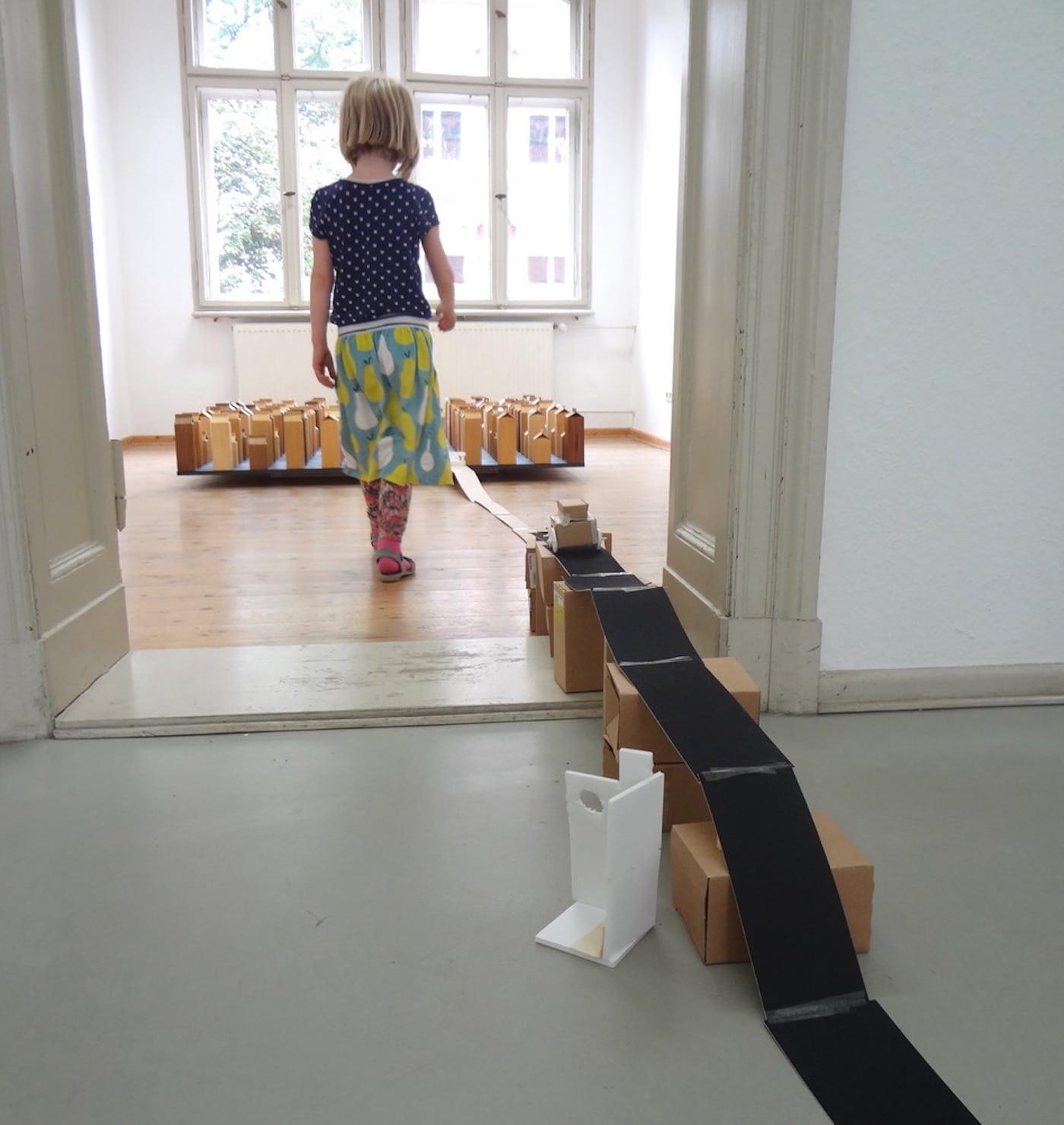 Kunst-Workshop für Kinder und Jugendliche in Berlin // HIMBEER