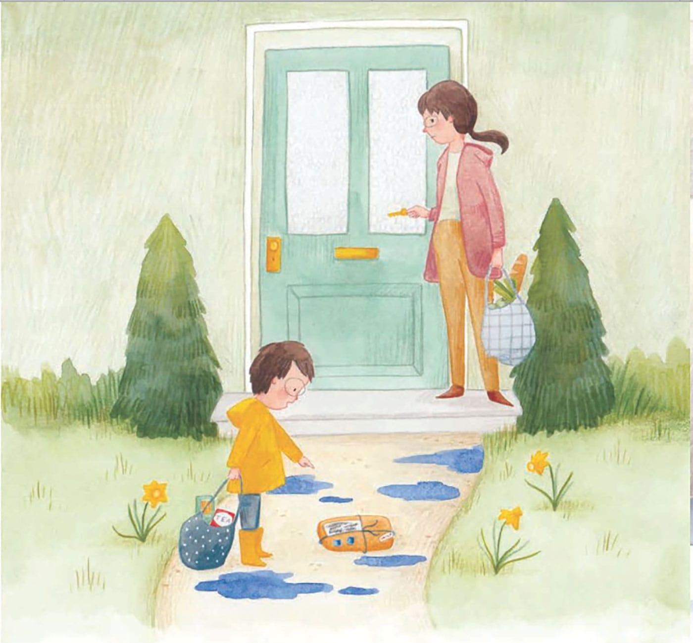 Kinderbuch-Tipps: Das alles ist Familie // HIMBEER