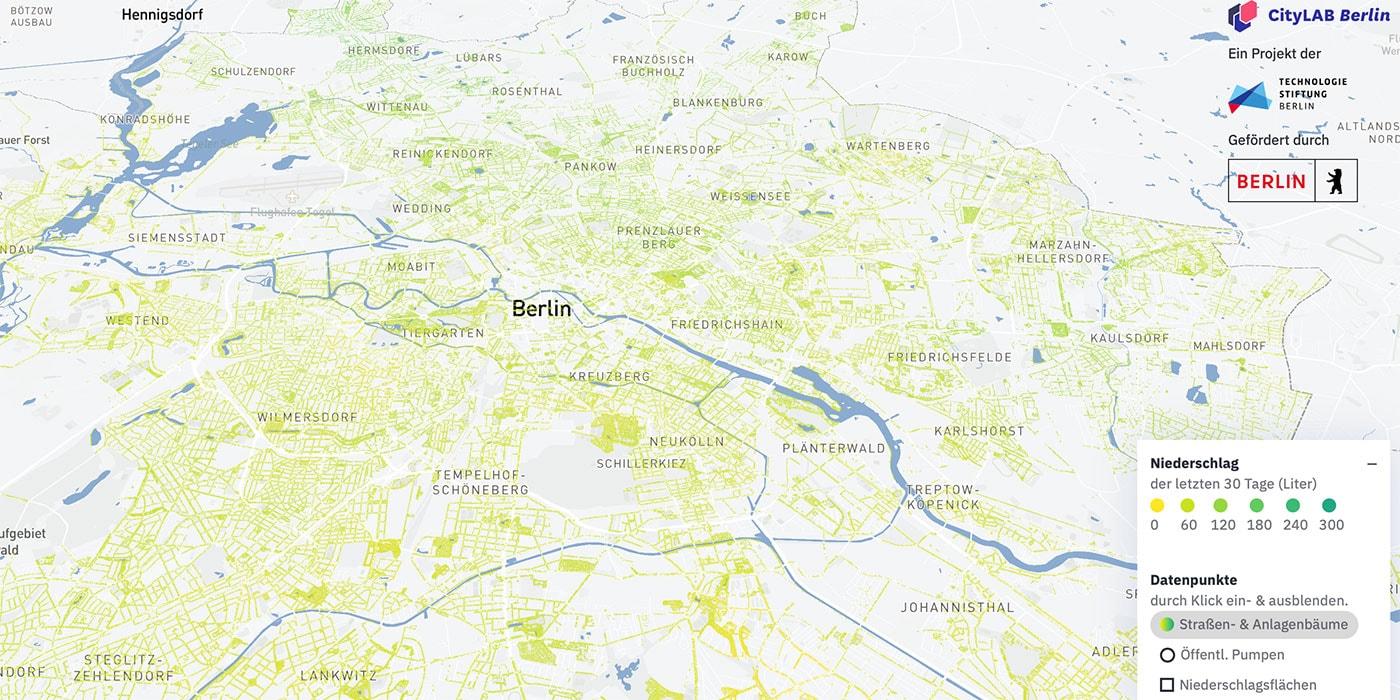 Gieß den Kiez in Berlin // HIMBEER