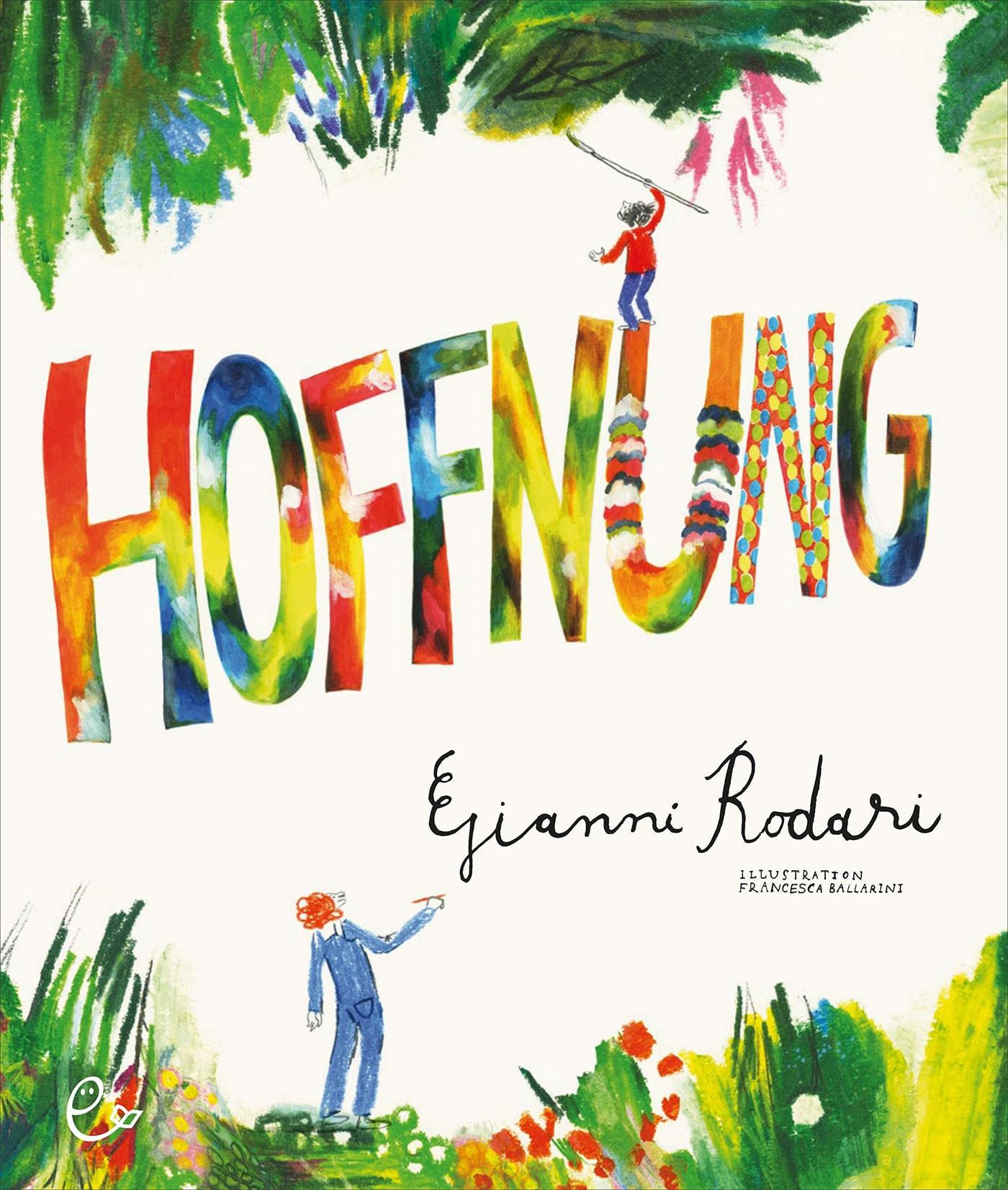 "Bilderbuch zum Gedicht ""Hoffnung"" // HIMBEER"