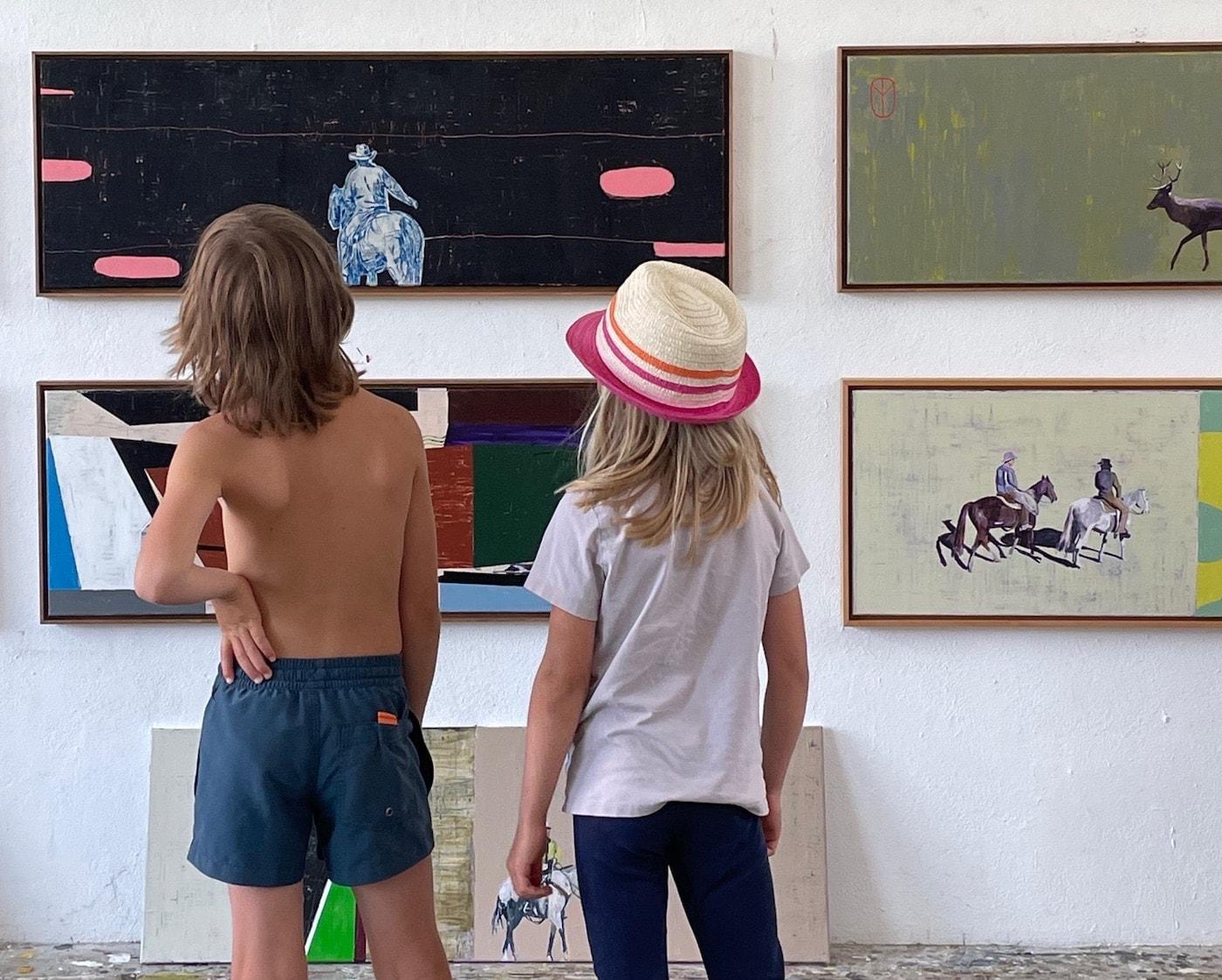 Kunstfestival für Familien mit Kindern in Berlin // HIMBEER