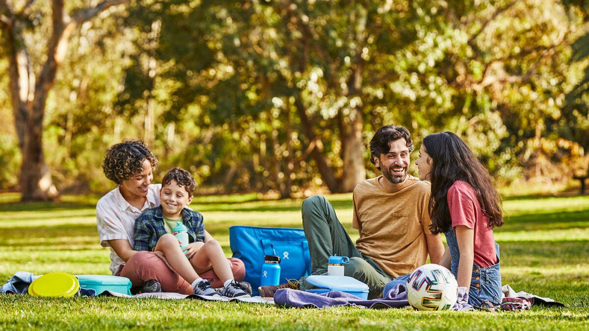 Picknicken mit Kindern in Berlin // HIMBEER