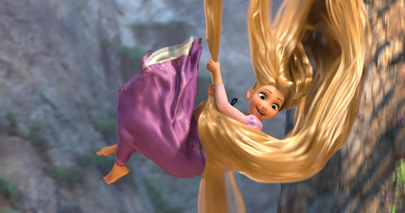 Prinzessin Rapunzel DISNEY PRINZESSINNEN WOCHE Disney+ Channel Gewinnspiel Arielles Festtagsboot von LEGO® My First Disney Princess Handy-Set von JAKKS // HIMBEER