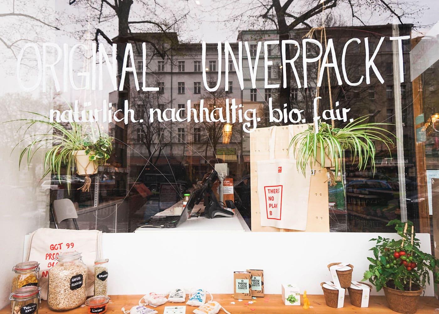 Nachhaltiges Berlin: Zero Waste Shopping: Original Unverpackt in Berlin-Kreuzberg // HIMBEER