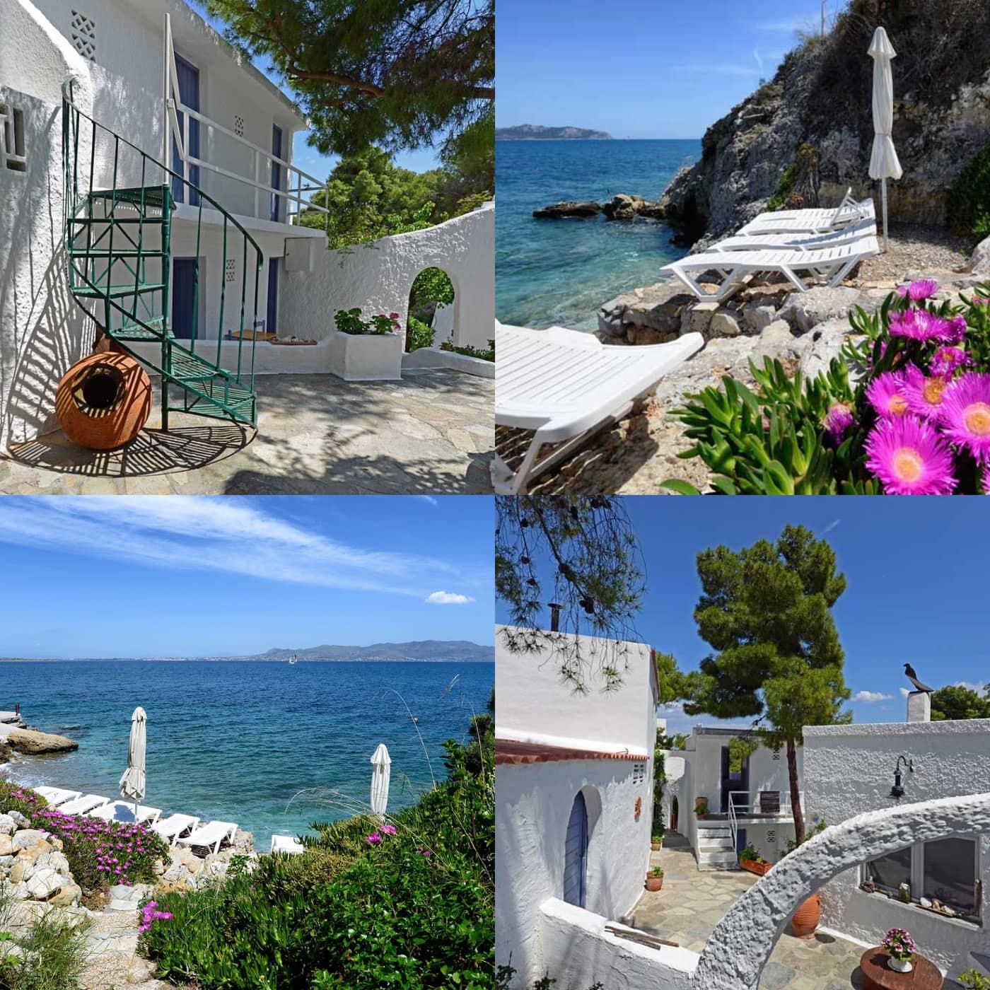 Familienurlaub auf griechischer Insel bei Rosy's Little Village // HIMBEER