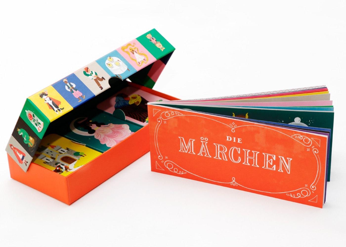 Märchenmemospiel – Lieblingssachen zum Spielen mit Kindern // HIMBEER