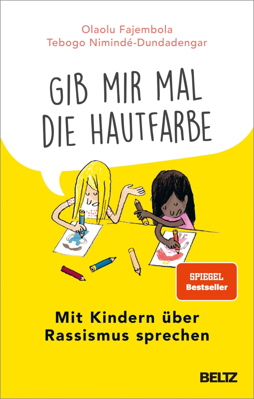 Olaolu Fajembola und Tebogo Nimindé-Dundadengar Kinderbuch über Rassismusfallen // HIMBEER