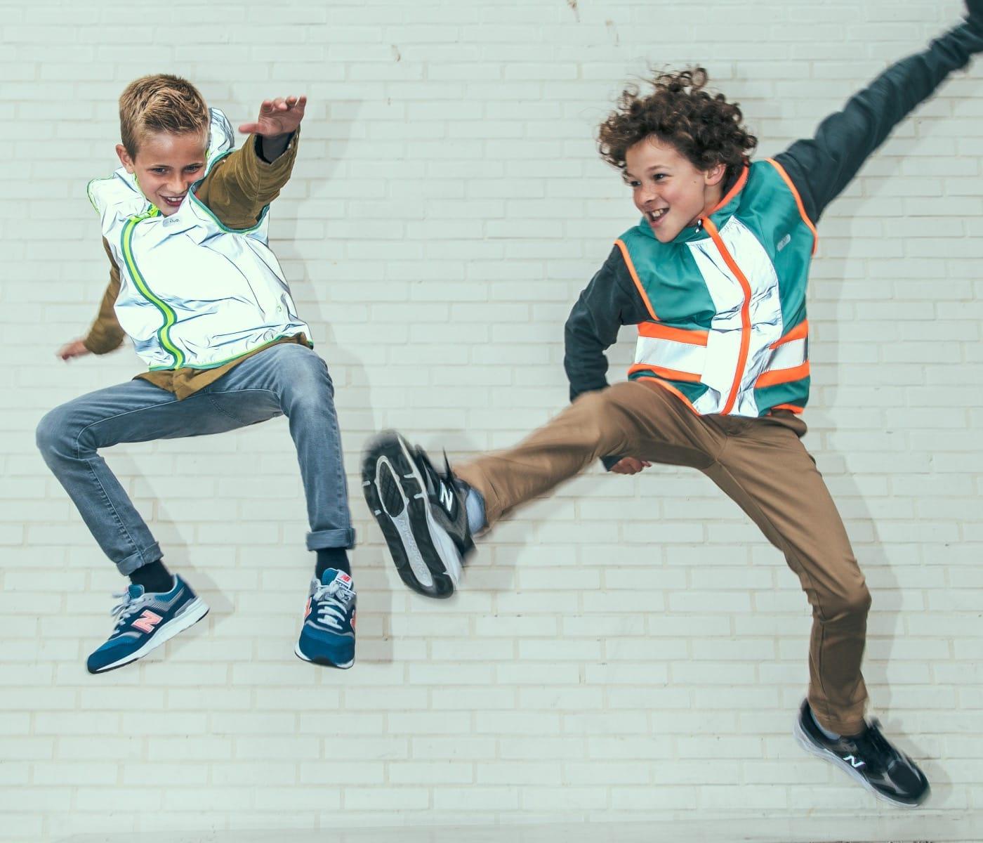 Herbst-Lieblingssachen: Coole Sicherheitswesten für Kinder // HIMBEER