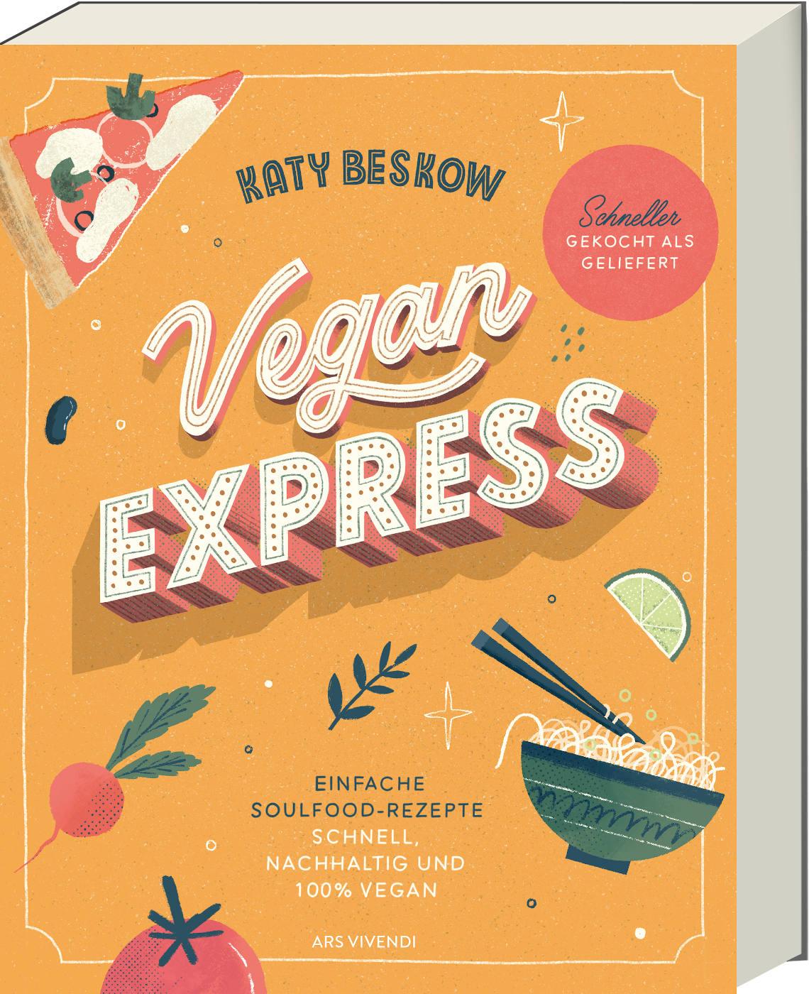 Veganes MAc and Cheese aus Vegan Express // HIMBEER